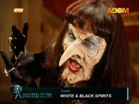 White & Black Spirits - Asumasem on Adom TV (6-12-17)