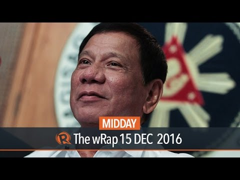 Duterte among 'World's Most Powerful People' – Forbes
