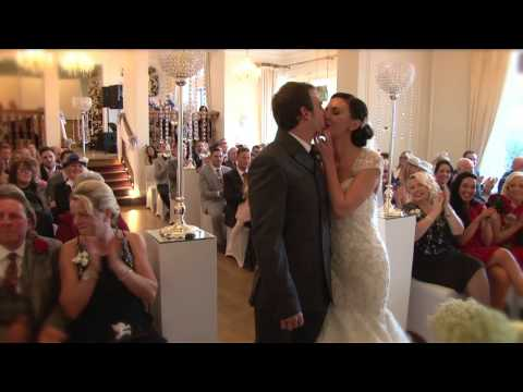Claire & Wes wedding video highlights | West Tower