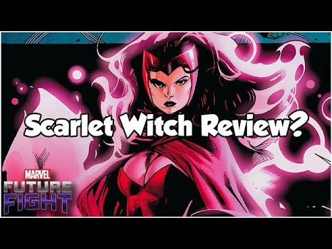 Scarlet Witch Review? - Marvel Future Fight