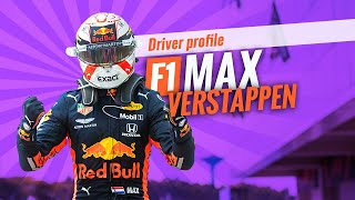 Everything You Need To Know About F1's Max Verstappen