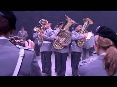Heeresmusikkorps 1 - Rosamunde - Škoda lásky - Beer Barrel Polka