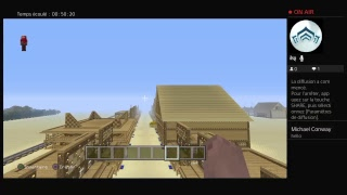Minecraft  Ville de cow-boy    sure PS4