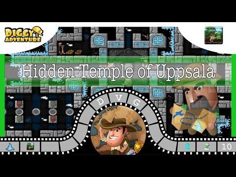 [~Scandinavia Father~] #10 Hidden Temple of Uppsala - Diggy's Adventure