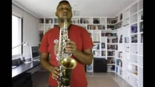 John Legend - Love Me Now [Saxophone Cover]