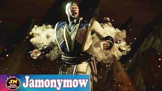 Mortal Kombat X Fatalities Raiden & Tremor Swap Mod