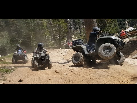 Hmong Fresno ATV: adventure to Swamp Lake