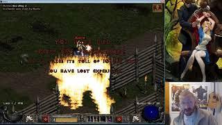 WOLF BARB vs HOG BARB - Epic PvP Duel - Diablo 2