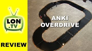 Anki Overdrive Review - Smartphone Controlled Autonomous Slot Car Racing Game(Buy it on Amazon - http://lon.tv/overdrive (affiliate link) - The Anki Overdrive is a smartphone powered slot car racing game. What's remarkable about the system ..., 2015-10-10T06:12:43.000Z)