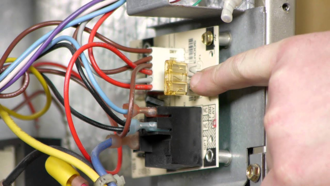 How Do I Replace an Electric Heater Fuse? : Electrical Repairs  YouTube