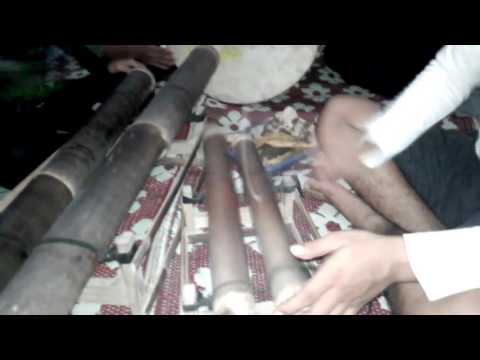 Takbiran kreasi alat musik ronda