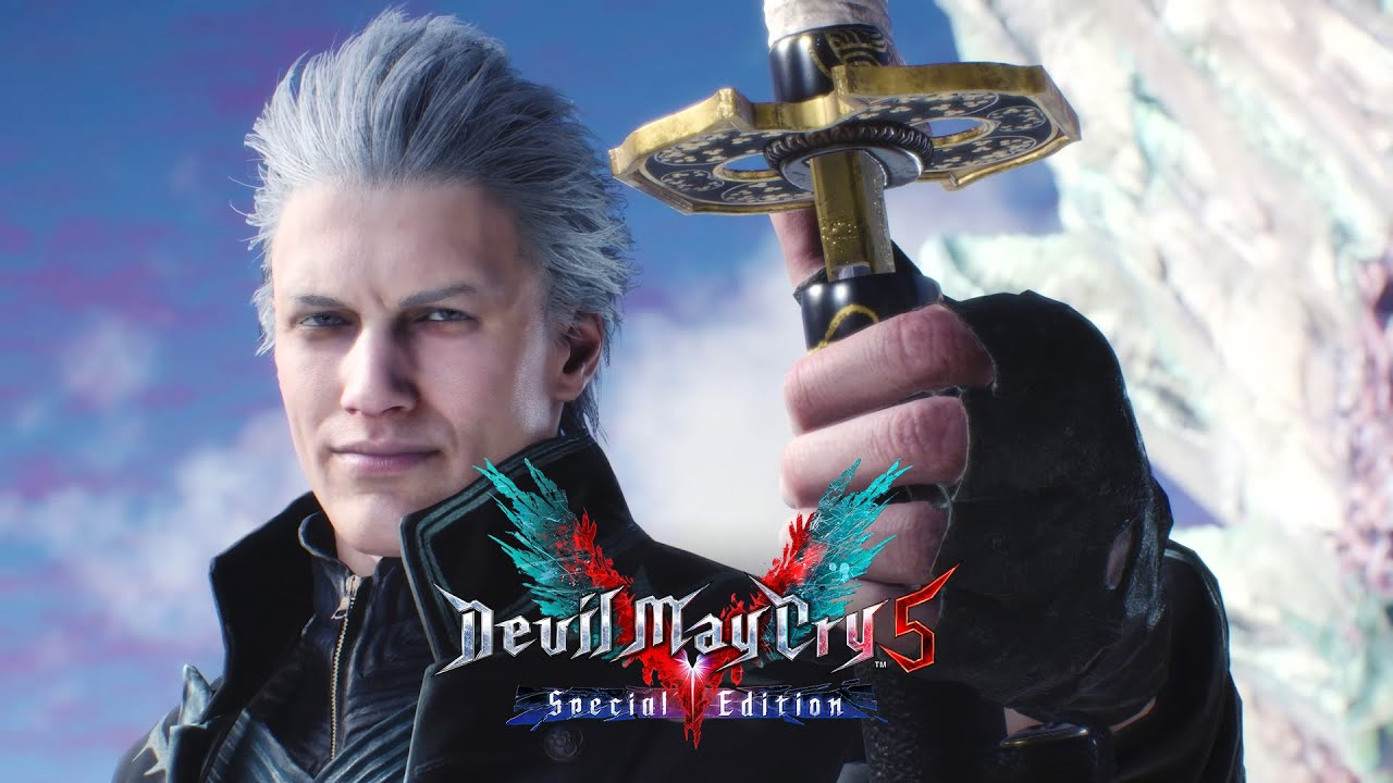 JACKPOT! DEVIL MAY CRY™ 5 SPECIAL EDITION LAUNCHES ON NEXT-GEN CONSOLES STARTING TODAY