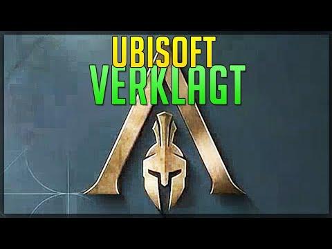 Ubisoft VERKLAGT LEAKER von ASSASSIN'S CREED ODYSSEY - Update zu AC Odyssey deutsch thumbnail