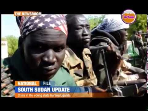 TNR: South Sudan Conflict Update