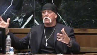 Hulk Hogan: Character has a bigger penis than in real life