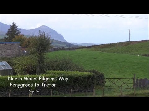 The Pilgrims Way - A Welsh Camino - Day 10