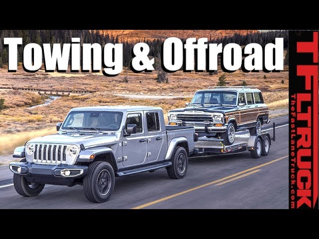 Heres Why the New 2020 Jeep Gladiator Truck Will SELL Like Hot Cakes!