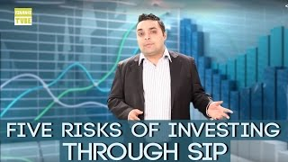 Five Risks Of Investing Through SIP   Vishal Thakkar