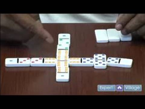 The Basics of Playing Dominoes : What the Spinner is for Dominoes