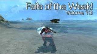 Fails of the Weak - Volume 13 - Halo 4 - (Funny Halo Bloopers and Screw Ups!)