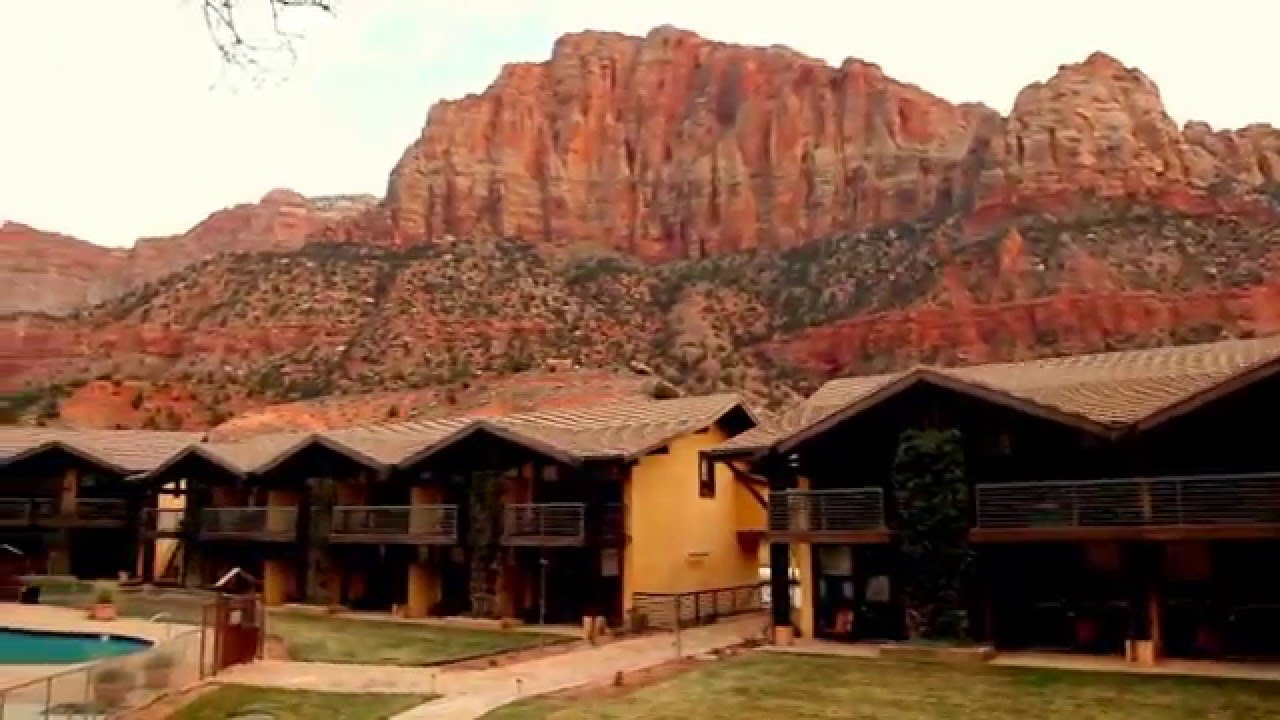 Hotel Close To Zion National Park Utah