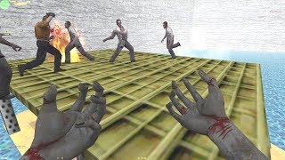 Counter-Strike: Zombie Escape Mod - ze_Lasthope_v5 on Dark Professional