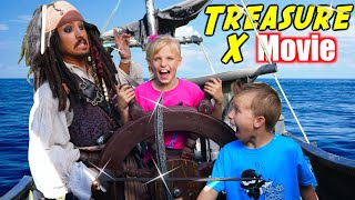 Ninjas Vs Pirates! Treasure X Movie Remastered!