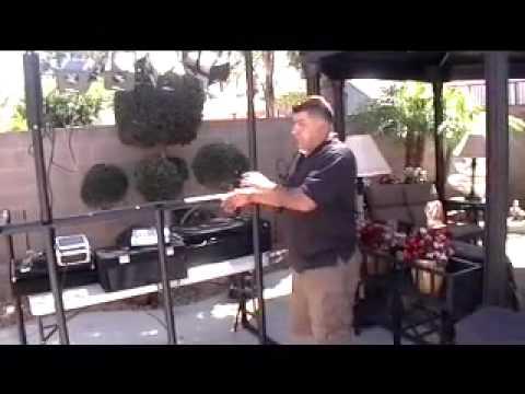 COMO HACER UNA FACHADA DE DJ O SONIDO PARTE 2  YouTube