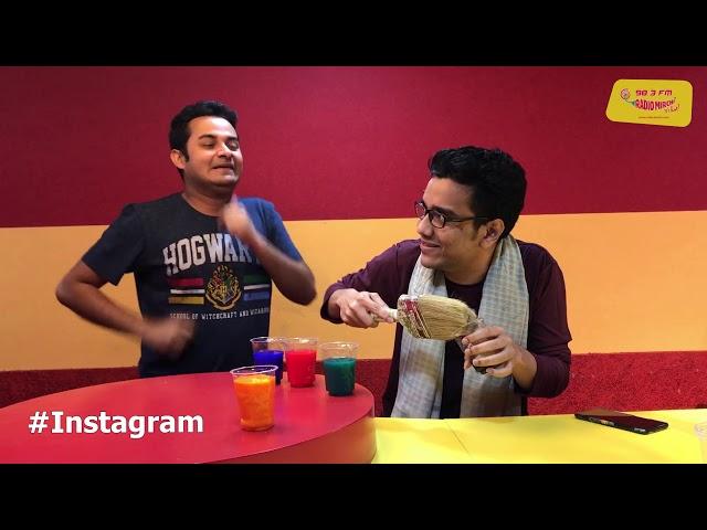Manush Korechhi   Episode 18   আমি আর আমার Instagram   Mirchi Agni   Mirchi Somak   Mirchi Bangla