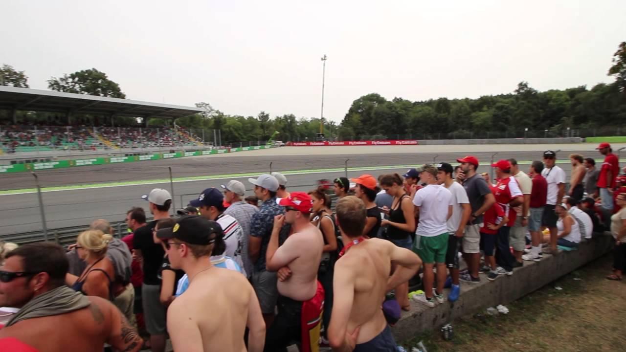 F1 Italian Grand Prix Monza 2016