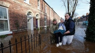 Storm Desmond: More Record-breaking Flash floods, this time its England(Hundreds of people have been made homeless and thousands more left without power by Storm Desmond, which is thought to have broken the rainfall record ..., 2015-12-07T18:26:26.000Z)