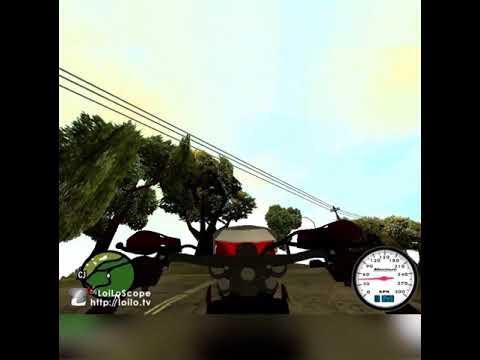 MOD CRF 230+RONCO GTA SA PC