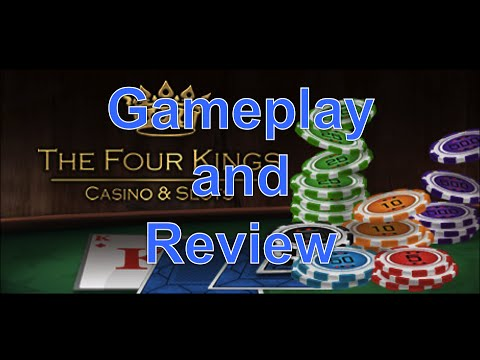 Four Kings Casino and Slots GAMEPLAY and REVIEW!