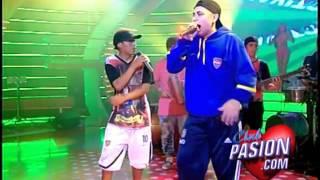 Activando Cumbia debut en Pasion 1 2 2014 YouTube Videos