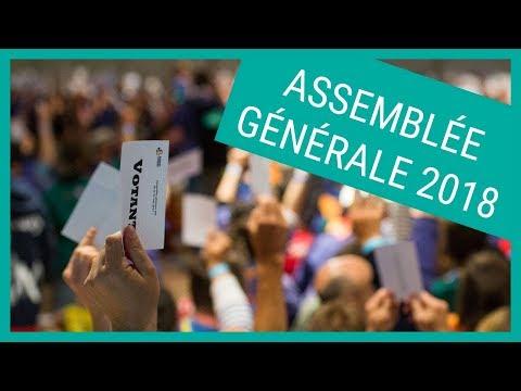 Assemblée Générale 2018 - Dimanche soir