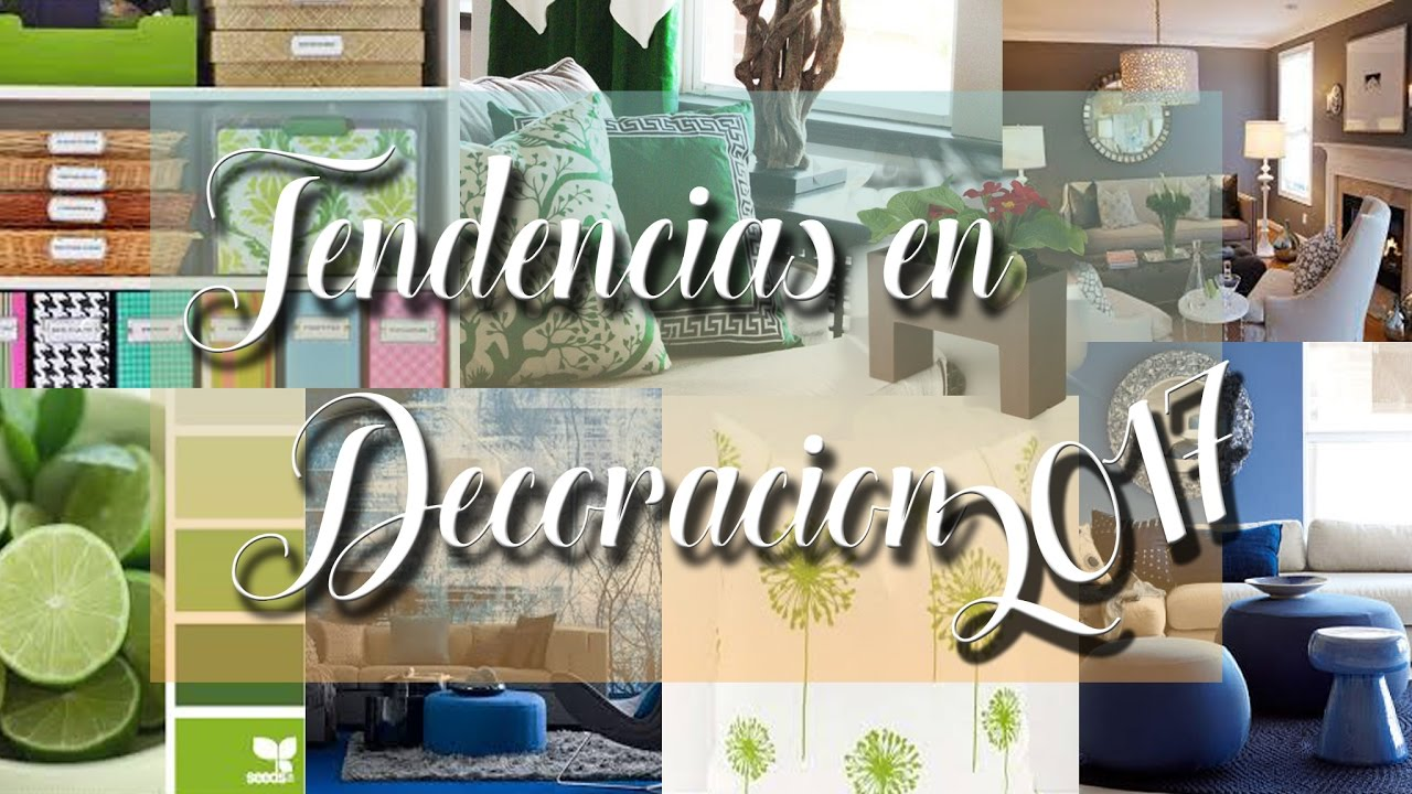 Tendencias en decoracion 2017 youtube - Cocinas 2017 tendencias ...
