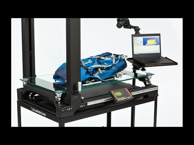 Cubiscan 325 - Static Dimensioning & Weighing System for Larger, Odd-shaped Objects