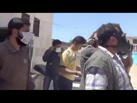 Interrogations sur des attaques au chlore en Syrie