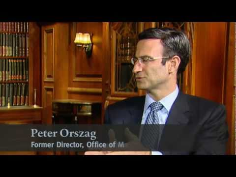 Peter Orszag on Healthcare Reform - YouTube