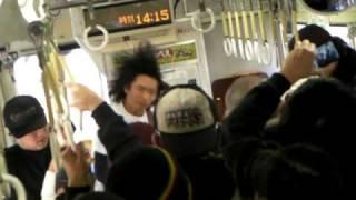 TRIKORONA    LIVE @ 荒川線!?  12.20.2009