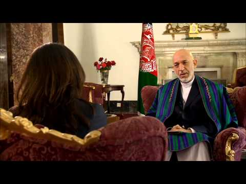 NEWSNIGHT: NATO has achieved nothing in Afghanistan, says President Karzai