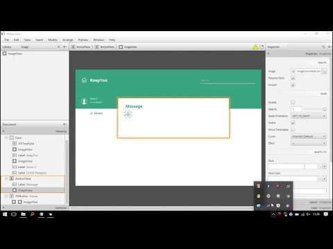 JavaFX Sample GUI Design