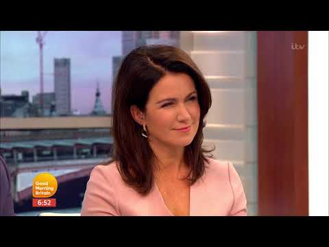 Piers Reads Out an Article About Him | Good Morning Britain