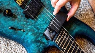 Baixar UNBIASED GEAR REVIEW - Legator Ninja 300-Pro Fanned Fret 6-string Guitar