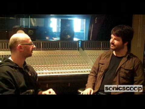 CJ Eiriksson on Mixing U2 with Steve Lillywhite