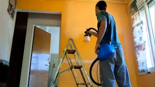 видео Краскопульт Paint Zoom (Пейнт Зум)