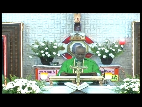 21-05-2018 MONDAY MORNING MASS LIVE
