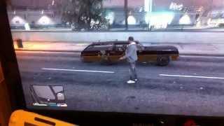 Grand Theft Auto 5 Glitch
