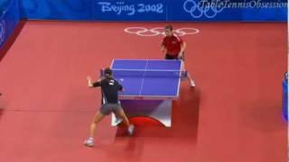 2008 Beijing Olympics: Wu Jia Duo vs Li Qiang Bing