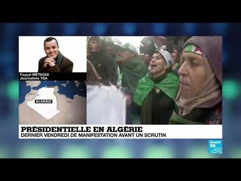 Présidentielle en Algérie